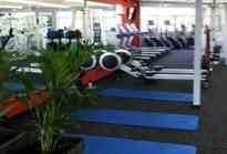 Stretching area Alawa