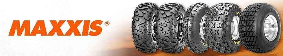 Maxxis ATV tyres