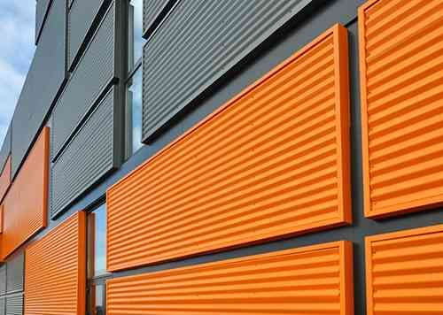 All aspects of commercial painting