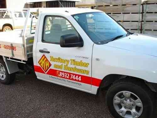 Located in the Yarrawonga Industrial area, servicing the local builder and handyman alike, delivery available.