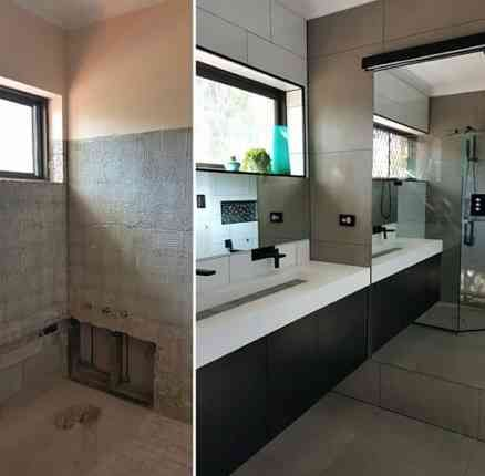 Bathroom Renovation Plumbing