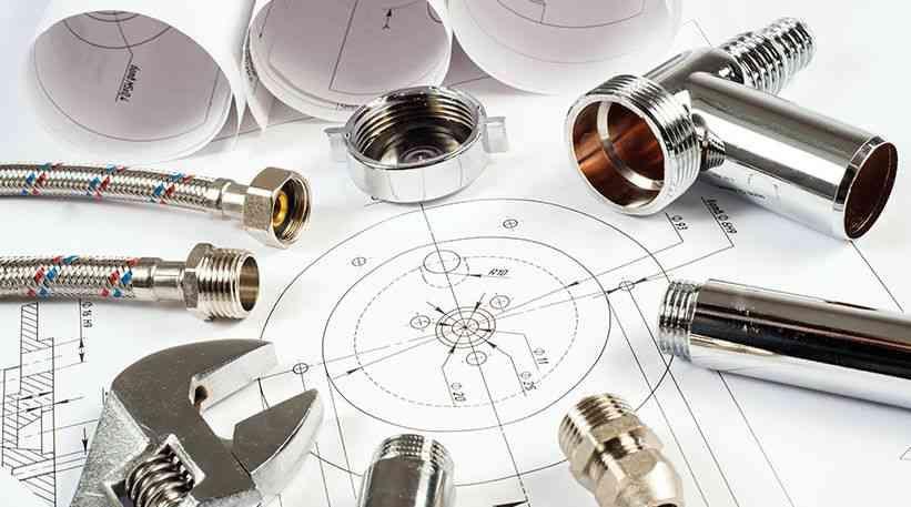 Tools, valves & fittings