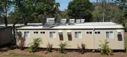 Prefabricated & transportable buildings