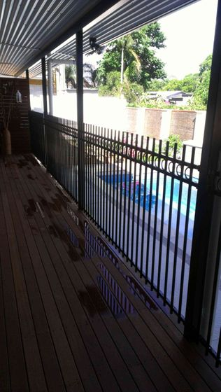 Pool Fece