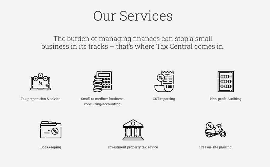 Tax Central Darwin