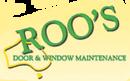 Roo's Door & Window Maintenance