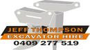 Jeff Thompson Excavator Hire Pty Ltd
