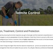 PestX - Pest Control & Carpet Cleaning