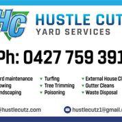 Hustle Cutz Yard Maintenance