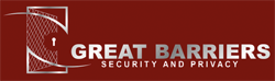 Great Barriers Security & Privacy