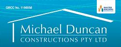 Michael Duncan Constructions Pty Ltd