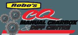 Robo's CQ Manual Gearbox & Diff Centre