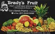 Bradys Fruit