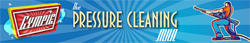 Pressure Cleaning Man