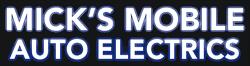Mick's Mobile Auto Electrics