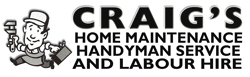 Craig's Home Maintenance Handyman Service and Labour Hire
