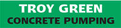 Troy Green Concrete Pumping