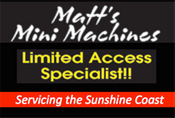 Matt's Mini Machines