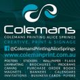 Colemans Printing Alice Springs Pty Ltd