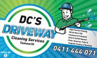 DC's Driveway Cleaning Service