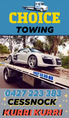 Choice Towing Services