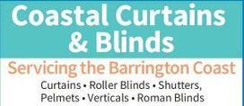 Coastal Curtains, Blinds & Shutters