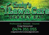 Craig's Lawn Care Hervey Bay