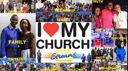 Streams International Prophetic Church
