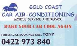 Mobile Gold Coast Car Air-Conditioning