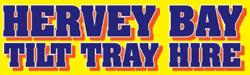 Hervey Bay Tilt Tray Hire