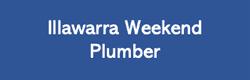 Illawarra Weekend Plumber