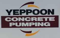 Collett W M & D J–Yeppoon Concrete Pumping