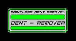 Paintless Dent Removal–Dent Remover