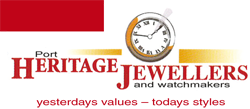Port Heritage Jewellers, Watch & Clock Makers