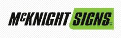 McKnight Signs