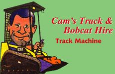 Cam's Truck & Bobcat Hire