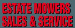 Estate Mowers Sales & Service