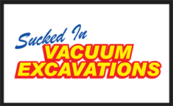 Sucked in Vacuum Excavations