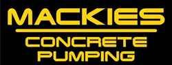 Mackie's Concrete Pumping