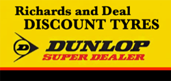 Richards and Deal Discount Tyres