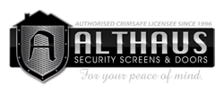 Althaus Security Screens & Doors