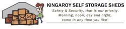 Kingaroy Self Storage Sheds
