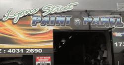 Lyons Street Paint & Panel