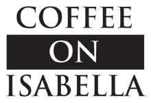 Coffee on Isabella