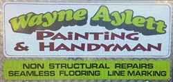 Wayne Aylett Painting & Handyman Services