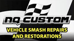 NQ Custom Vehicle Smash Repairs & Restorations