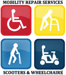 Mobility Repair Services–Scooters & Wheelchairs