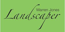 Landscaper Warren Jones