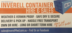 Inverell Container Hire & Sales