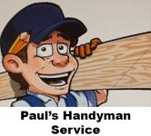 Paul's Handyman Service